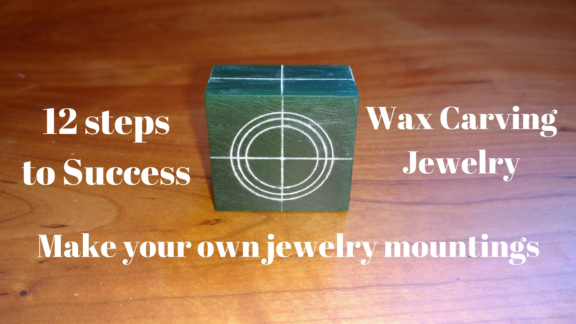 Wax carving -Lost wax casting